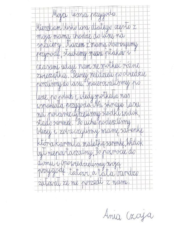 Czaja Anna opis