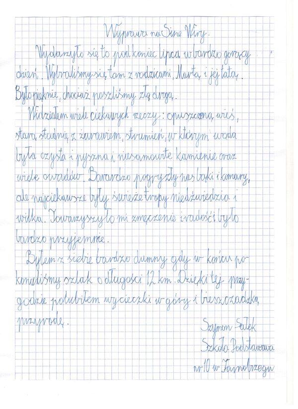Sałek Szymon opis